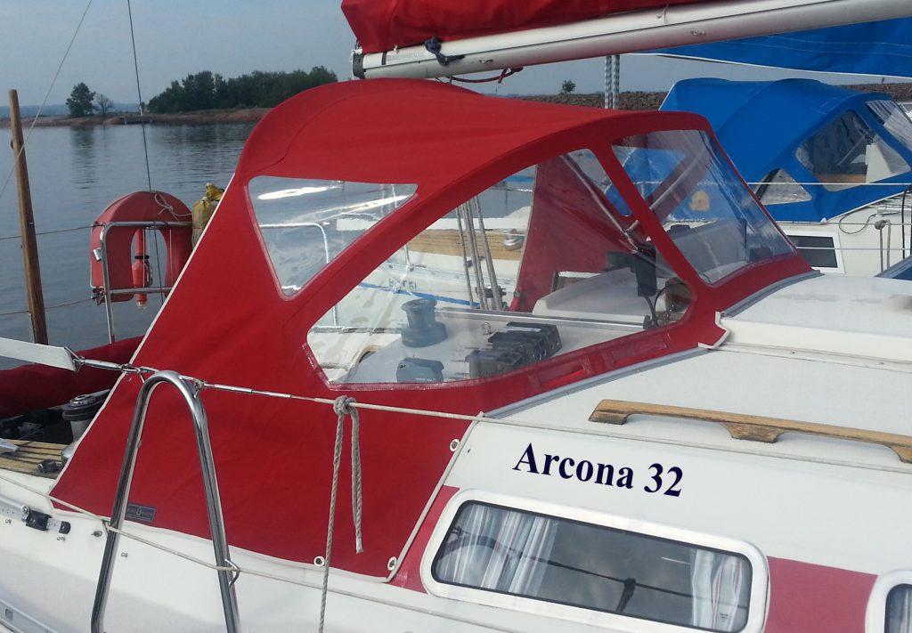 Sprahood Arcona 32 CB Marine