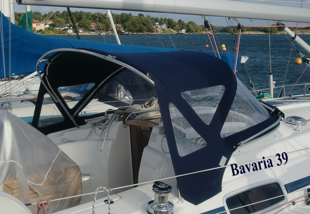 Sprayhood Bavaria 39 CB Marine