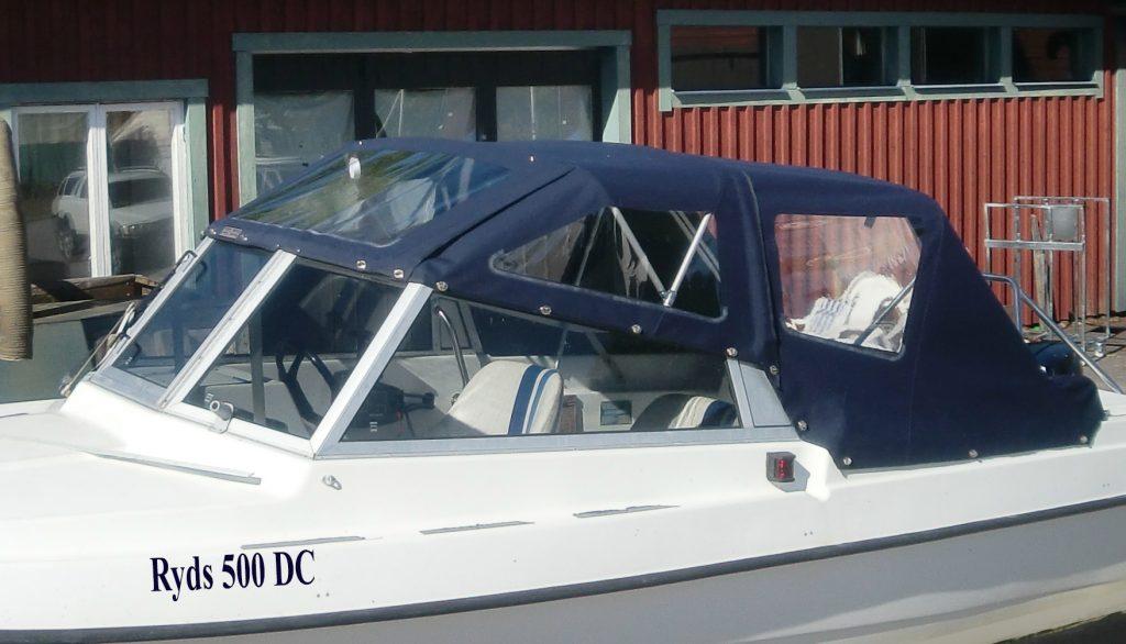 kapell ryds 500 DC CB Marine