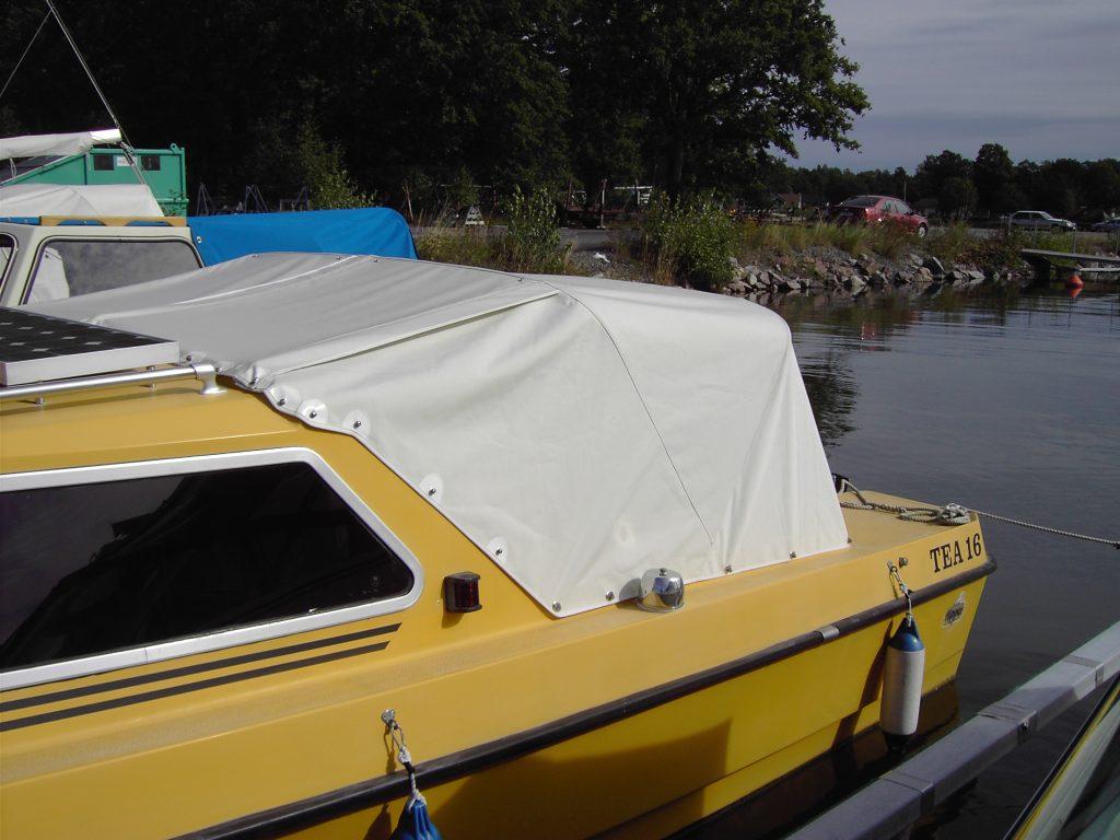 Flipper 570 kapell CB Marine