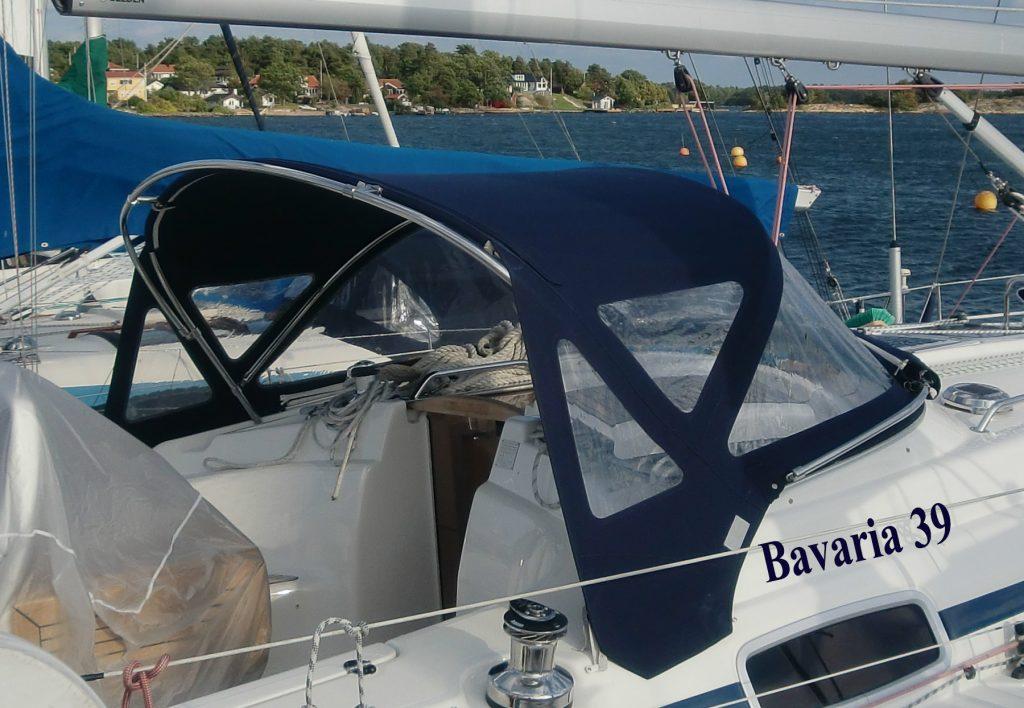 Sprayhood Bavaria 39 CB Marine