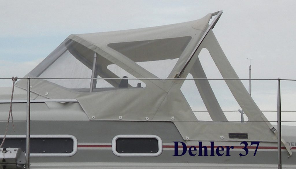 Dehler 37 Sprayhood CB Marine