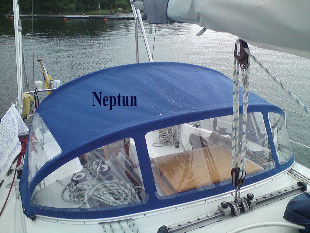 Neptun Sprayhood CB Marine