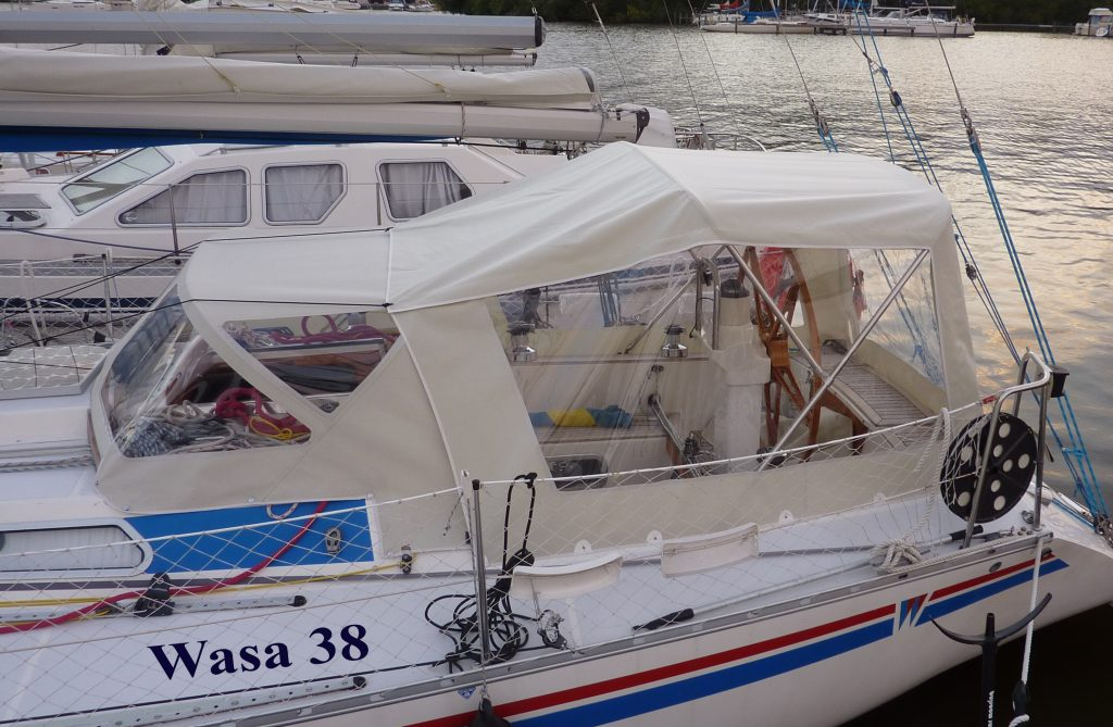 Wasa38 sittbrunnskapell CB Marine